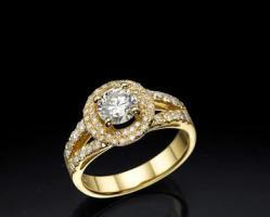 טבעת אירוסין יוקרתית- מאזי