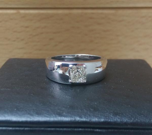 טבעת יהלום לגבר - עיצובים של דיימונד ספינקס